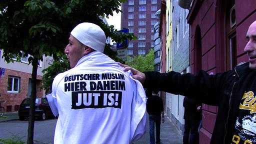 Deutscher Muslim25%